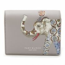 TORY BURCH ELEPHANT FLD カードケース  39983-036GYOS【人気】
