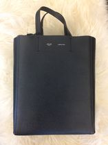 【CELINE】17/18AW新作 SMALL VERTICAL CABAS (Black)