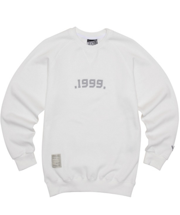 韓国の人気【ROMANTIC CROWN】small number sweatshirts 3色