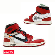 "大人気コラボ★THE 10: AIR JORDAN 1 ""OFF-WHITE"" size8"