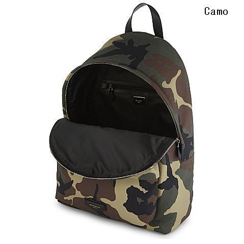 【迷彩柄】Givenchy Camo canvas backpack GIMB0011L