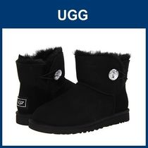 セール!UGG  Mini Bailey Button Bling