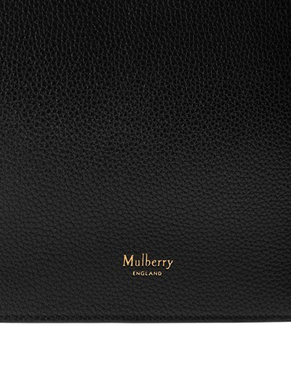 【MULBERRY】17AW★『CLIFTON』smallクロスボディ/Black関税込