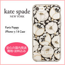 【国内発送】Paris Poppy iPhone 7 / 8 Caseセール