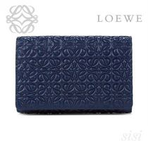 LOEWE★ロエベ Medium Wallet Marine