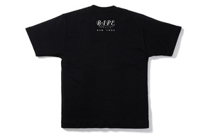 A BATHING APE / NYC NY CAMO BUSY WORKS TEE