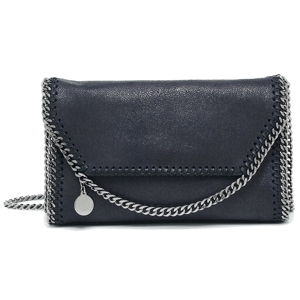 2017AW Stella McCartney  FALABELLA   ショルダーバッグ NAVY