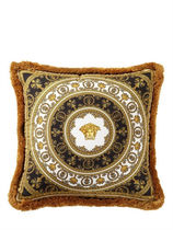 VERSACE I LOVE BAROQUE SILK ACCENT PILLOW【送料・関税込】