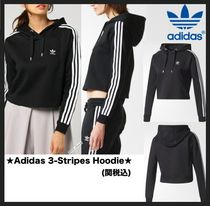 ★イベント/関税込★ADIDAS(Women's Originals)3-Stripes Hoodie