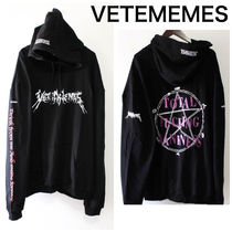 【VETEMEMES】VETEMENTS公認 / Death Metal Hoodie パーカー