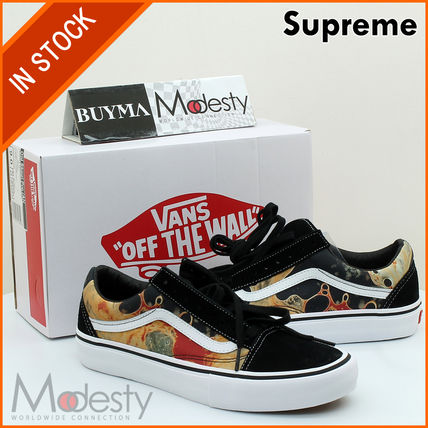 【即発】 SUPREME VANS BLOOD AND SEMEN OLD SKOOL サイズ9/27cm