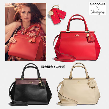 【COACH×Selena Gomez】限定コラボ☆selena grace bag☆2WAY
