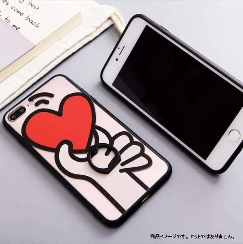 iPhone6s/iPhone6/iPhone7 ケース クリア コイン iPhoneカバー