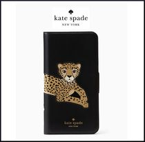 Kate spade New York ケイトiPhone7/8plus ケース チーター728