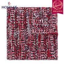 TOPセラー賞!17/18秋冬┃MONCLER★KNITTED SCARF_マルチカラー