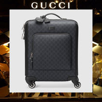 【17AW NEW】GUCCI_men/GG Supreme suitcase/スーツケース