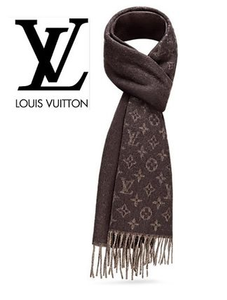 【Louis Vuitton】正規店購入★ECHARPE MONOGRAM DEGRADEE