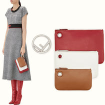 FE1744 TRIPLETTE CLUTCH BAG