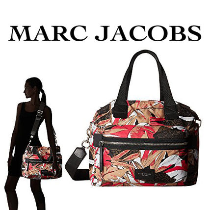 ◇Marc Jacobs◇マザーズバッグPalm Printed Biker Babybag