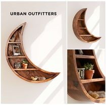 Urban Outfitters☆Crescent Moon Wall Shelf☆