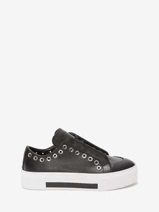 """関税/送料込""Alexander McQueen Low Cut Lace Up スニーカー"