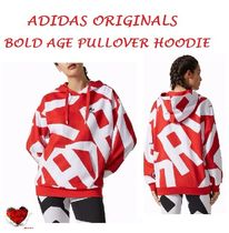 Love it   ADIDAS ORIGINALS BOLD AGE PULLOVER HOODIE