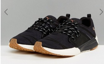 Puma Pulse Ignite XtトレーナーIn Black