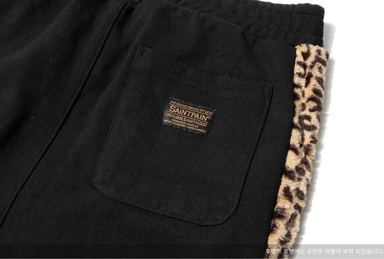 日本未入荷SAINTPAINのSP BADASS SWEAT PANTS