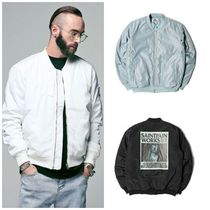 SAINTPAINのSP HEATHROW MA-1 FLIGHT JKT ジャケット 全3色