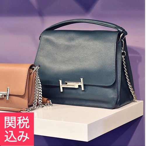 TOD'S★17-18AW ダブルT SMALL クロスボディバッグ 関税込み