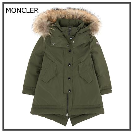 MONCLER キッズアウター 関税込 大人も可 17-18AW◆MONCLER◆YOLANDE ダウンジャケット
