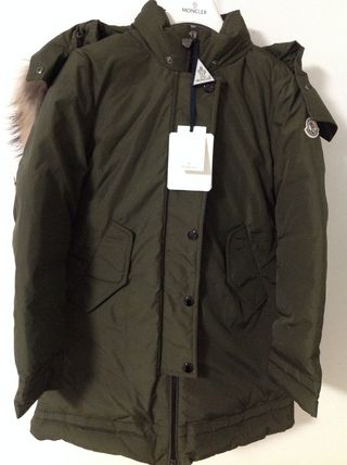 MONCLER キッズアウター 関税込 大人も可 17-18AW◆MONCLER◆YOLANDE ダウンジャケット(4)