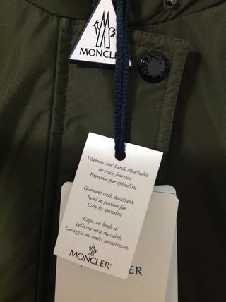 MONCLER キッズアウター 関税込 大人も可 17-18AW◆MONCLER◆YOLANDE ダウンジャケット(5)