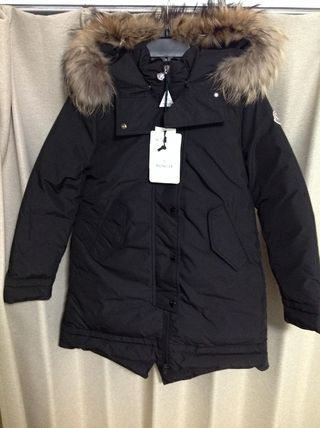 MONCLER キッズアウター 関税込 大人も可 17-18AW◆MONCLER◆YOLANDE ダウンジャケット(12)