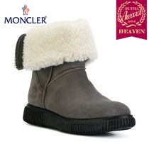 TOPセラー賞受賞!17/18秋冬┃MONCLER★BOOTS_グレー