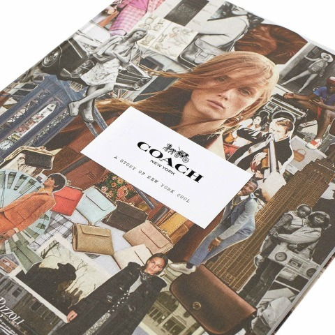 COACH A STORY OF NEW YORK COOL/VEVERS & DINERSTEIN