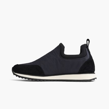 """関税/送料込""James Perse ZUMA RUN NYLON SLIP-ON スニーカー"