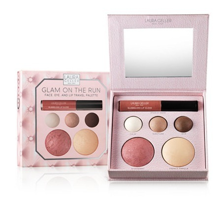 Laura Geller☆Glam on The Run - Face, Eye, and Lip パレット