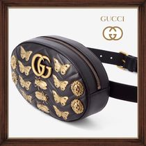 ★GUCCI《グッチ》MARMONT ANIMAL STUDS BELT BAG   送料込み★