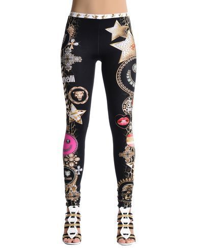 ★送料込★JUST CAVALLI Leggings パンツ