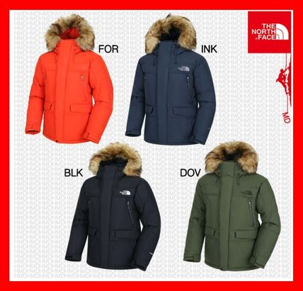 【THE NORTH FACE】MS MCMURDO LT DOWN JACKET 4色
