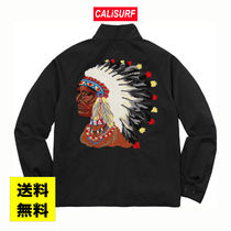 Supreme(シュプリーム)Supreme Chief Harrington Jacket/BLACK/M