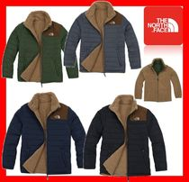 【THE NORTH FACE】POZO 2 STAND NECK JACKET KHAKI 4色