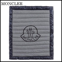 【関税/送料込】MONCLER Down Padded Blanket (78cm) 国内発送