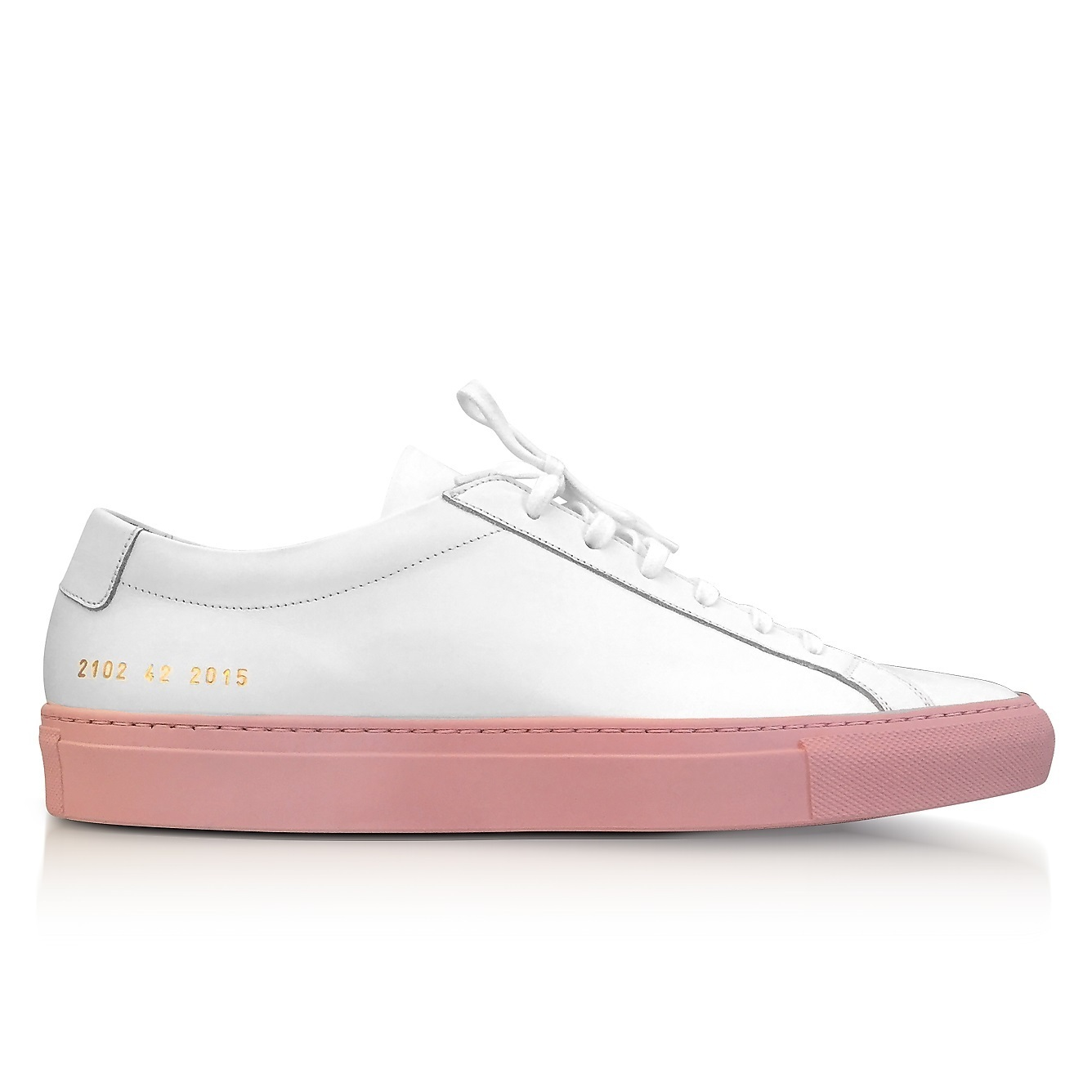 ★Common Projects★ White Blush Rubber Soleスニーカー 関税込