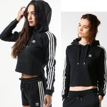 ADIDAS women's Originals☆3 STRIPES HOODIE BR4473
