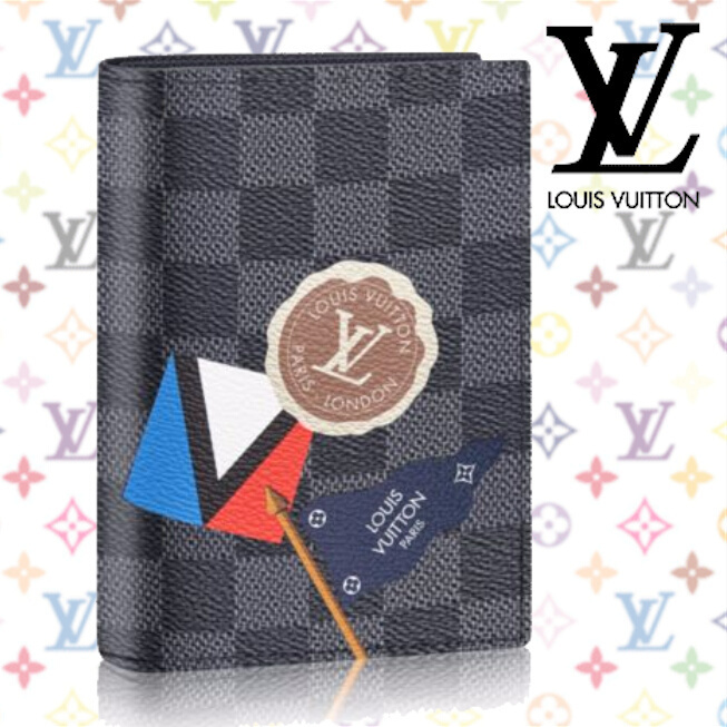 2017AW《Louis Vuitton》Couverture passeport パスポートカバー