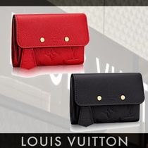 17AW Louis Vuitton ポルトフォイユ・ポンヌフ コンパクト 財布