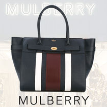 MULBERRY Bayswater ハンドバッグ HH4468205 ◇