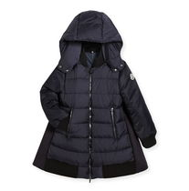 "MONCLER(モンクレール) キッズアウター 秋冬★MONCLERJr""BLOIS""ウール&ダウンMixコート8/10A【関税込】"
